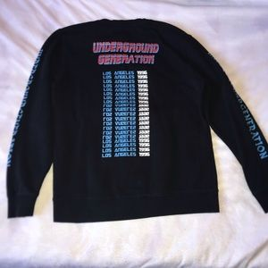 Forever 21 Sweaters - Forever 21 Underground Generation Crewneck Sweater